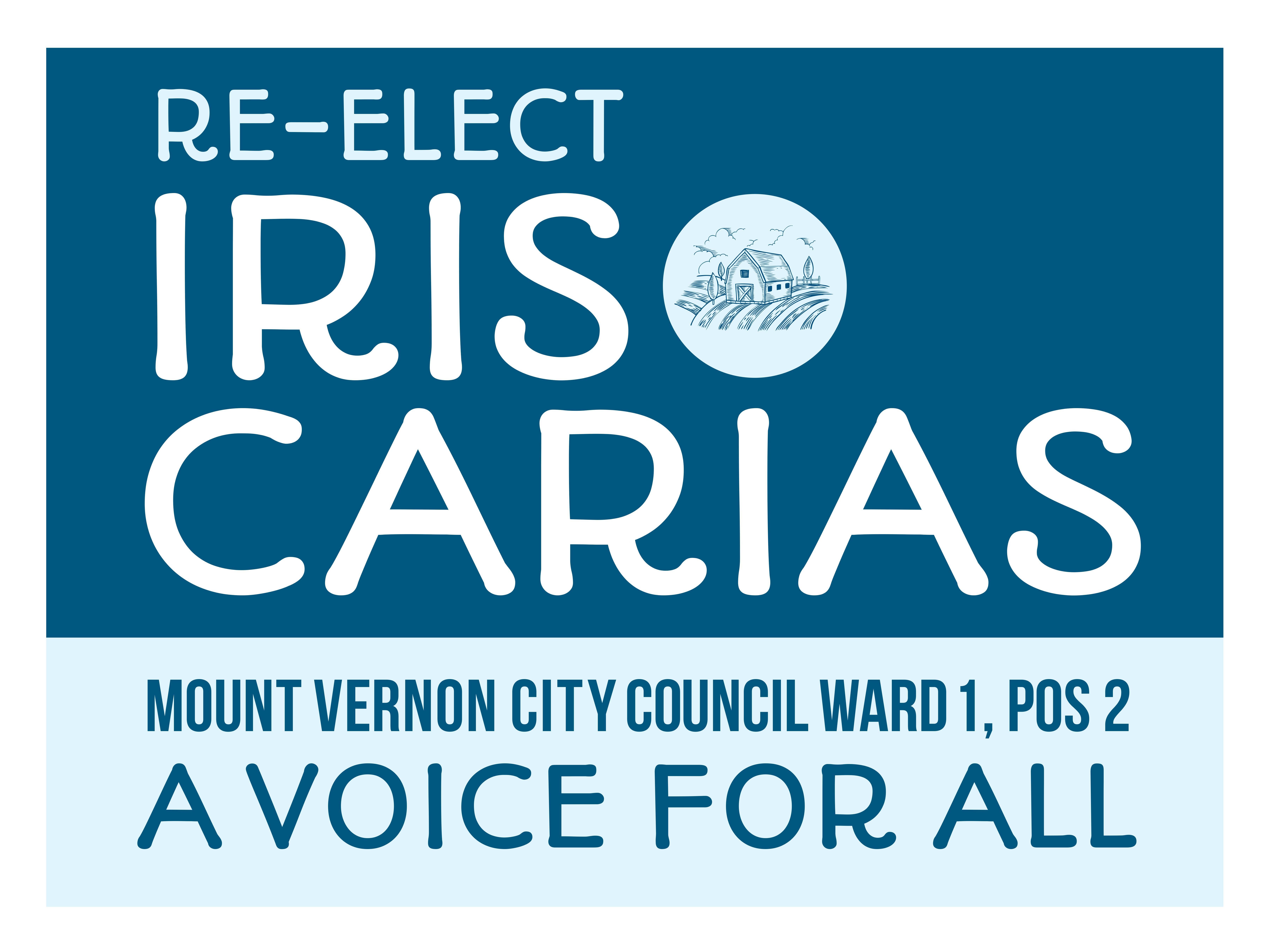 Iris Carias for City Council